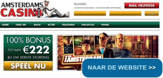Amsterdam Casino Online
